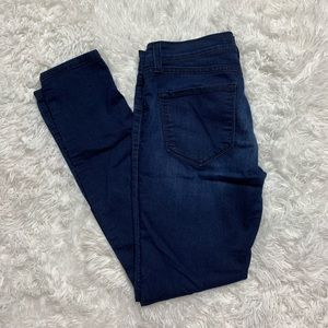 Akira Chicago Red Label Skinny Jeans Size 7